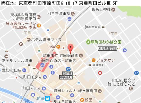 町田キャバクラ派遣オリオンマップ