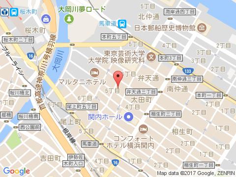 関内キャバクラ派遣クラブナウマップ