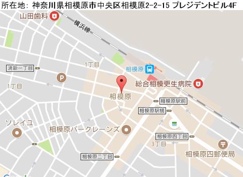 相模原キャバクラ派遣クラブリベルタマップ