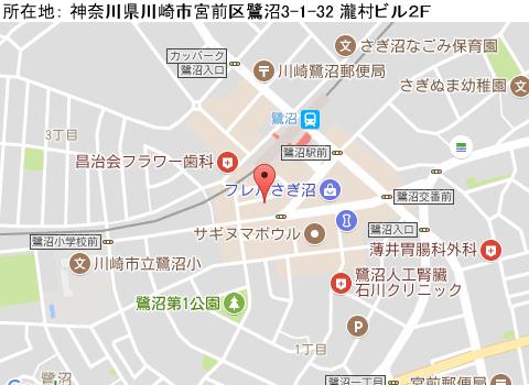 鷺沼キャバクラ派遣リゾートマップ