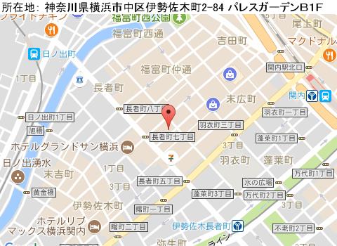 関内キャバクラ派遣クラブ リッチマップ