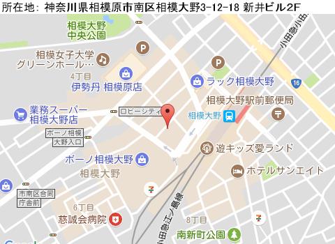 町田キャバクラ派遣ファインマップ